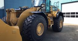 2017 – 980M with 1550 hours