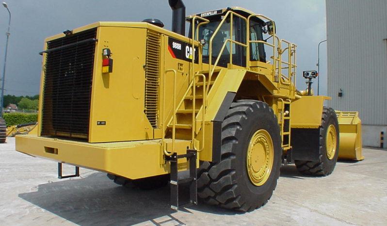 Caterpillar 988H Wheel Loader full