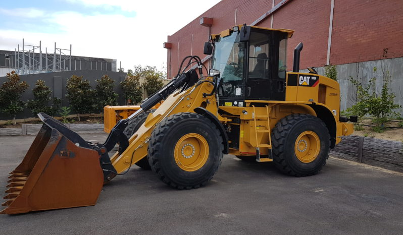 2012 Caterpillar 930H Loader full