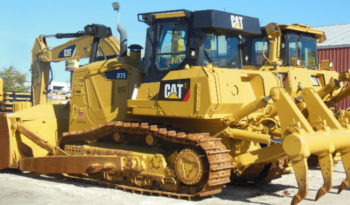 2012 – D7E Caterpillar Dozer full