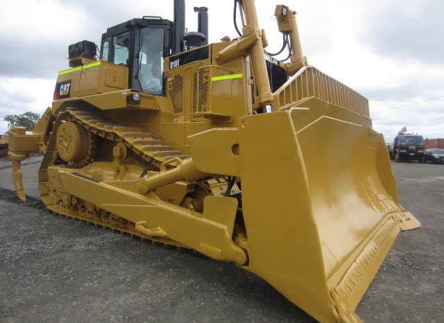 Caterpillar D10T Completed 2017 001