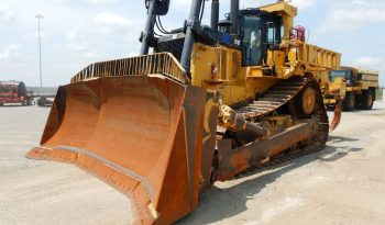 2012 – D10T with 10500 hours (3500 idle) full
