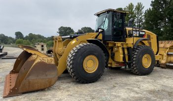 2017 – 980M with 2450 hours (New rubber) full