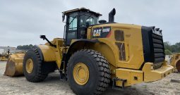 2017 – 980M with 2450 hours (New rubber)