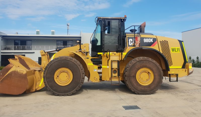 2016 – 980K with 5150 hours full
