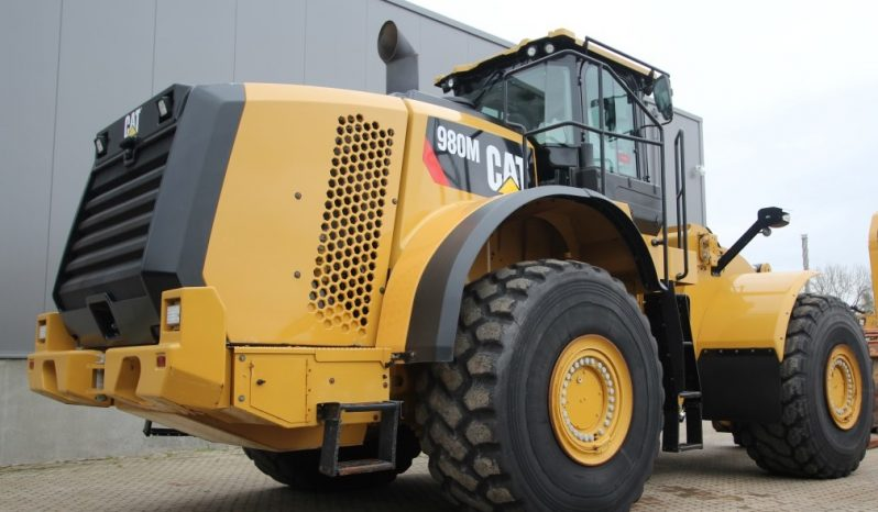 2017 – 980M with 3100 hours full